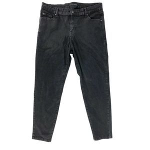 Truth Theory Jeans 14 Mid Rise Skinny